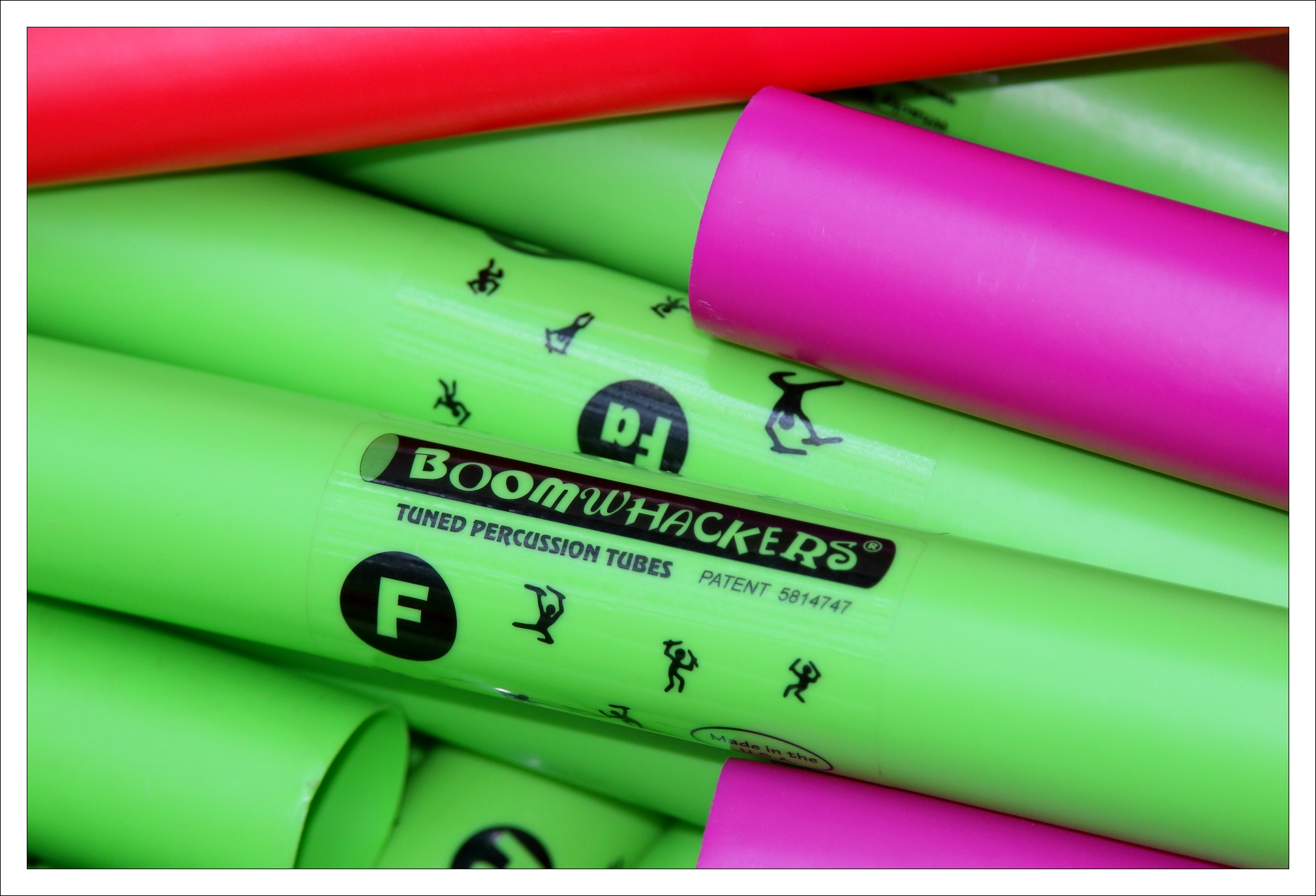 Boomwhackers (Flickr Creative Commons)