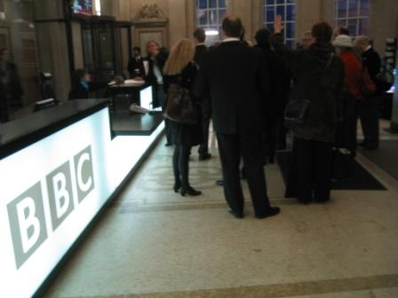 VE BBC queue.JPG